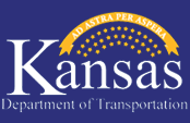 Kansas Dept. of Transportation logo